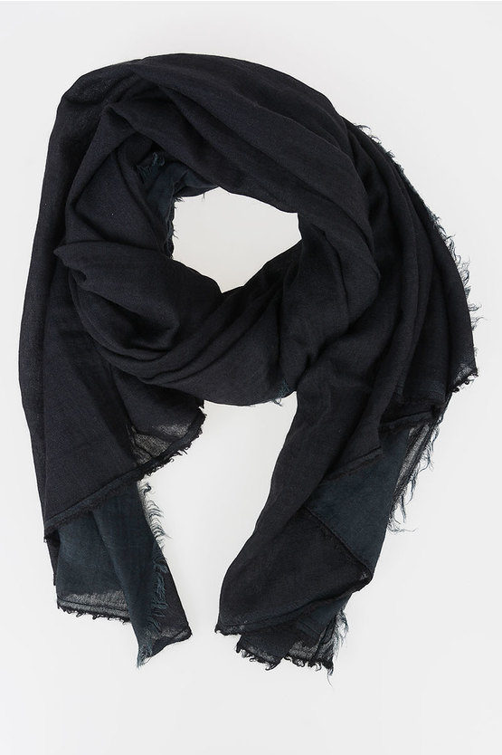 Silk Cachemire and Cotton Scarf