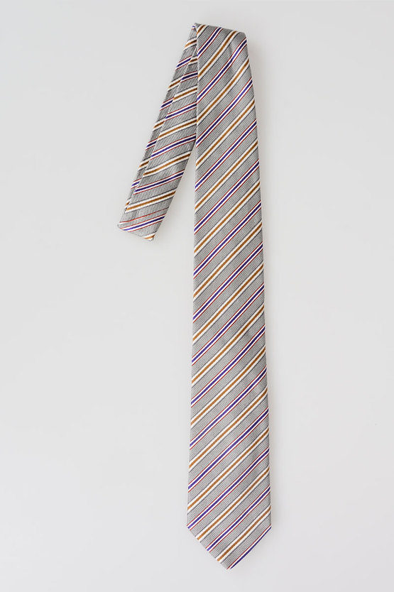 Silk Cotton Tie
