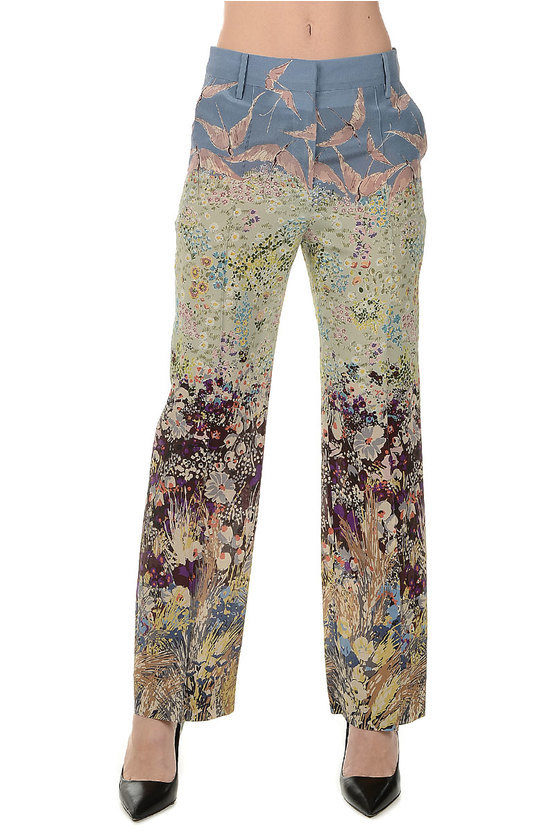 16cm Asymmetric Cut Ankle Jeans Spring/summer Valentino Cheap Prices Reliable 7jKNVOIWr