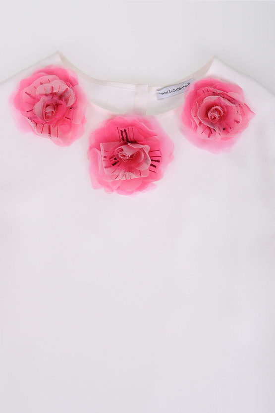 Silk Rose Top