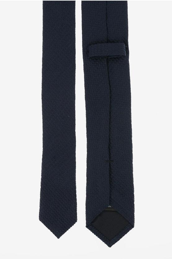 Silk Wrinkled Tie