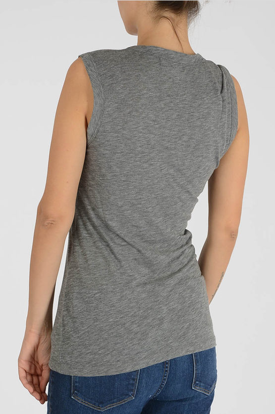 Sleeveless ESTINA Top