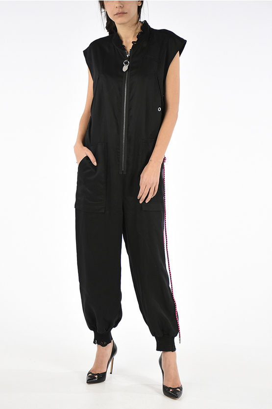 Sleeveless J-THIA Jumpsuit