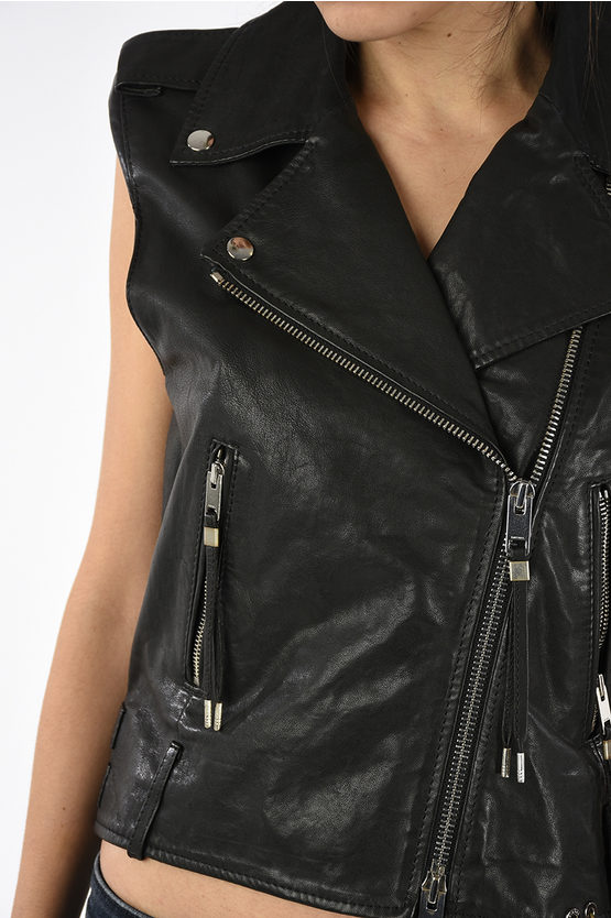 Sleeveless L-RATA Jacket