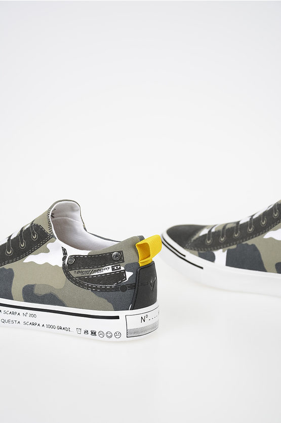 Slip on IMAGINEE S-DIESE Camouflage