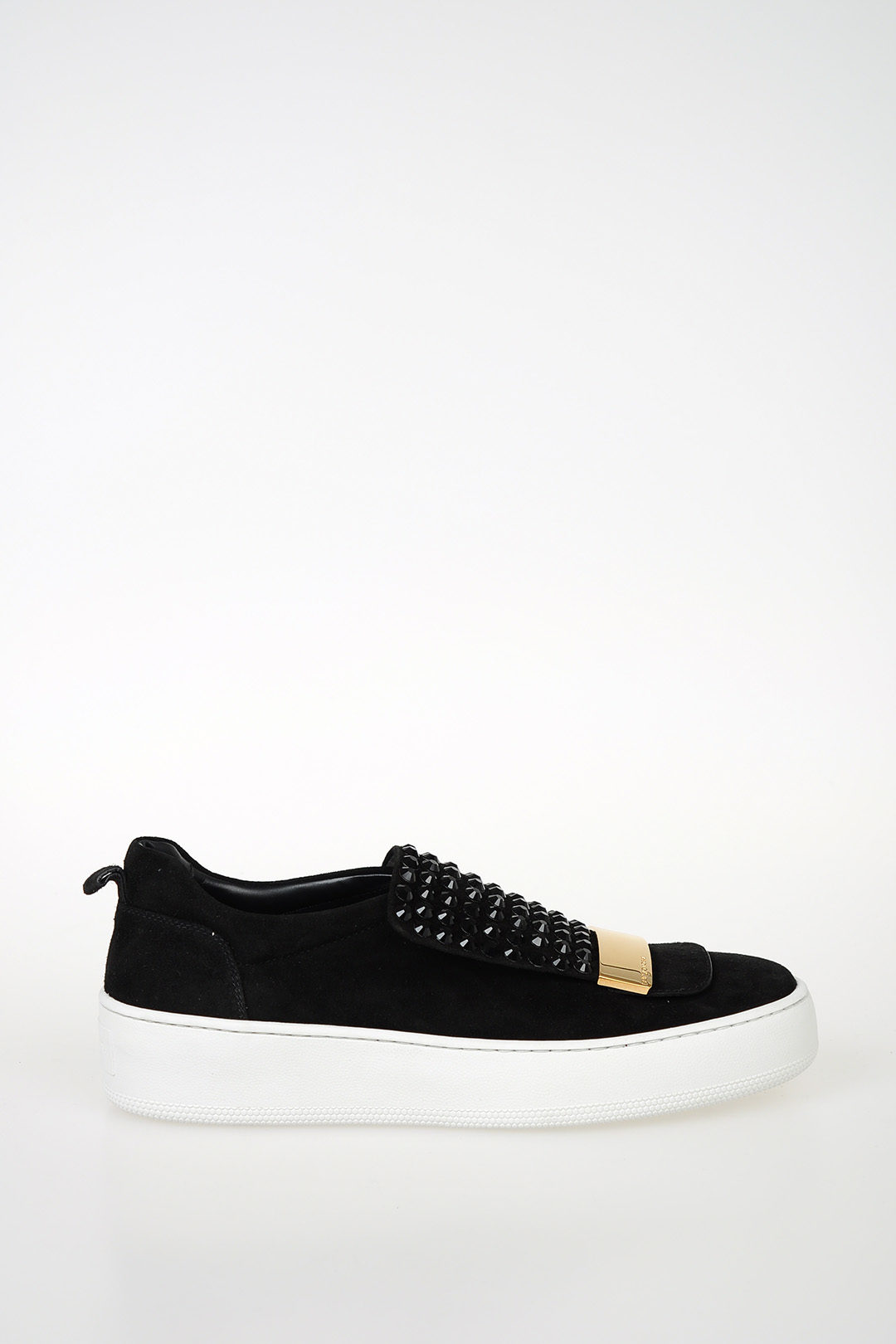11178e7f4 Sergio Rossi Slip on with Studs women - Glamood Outlet