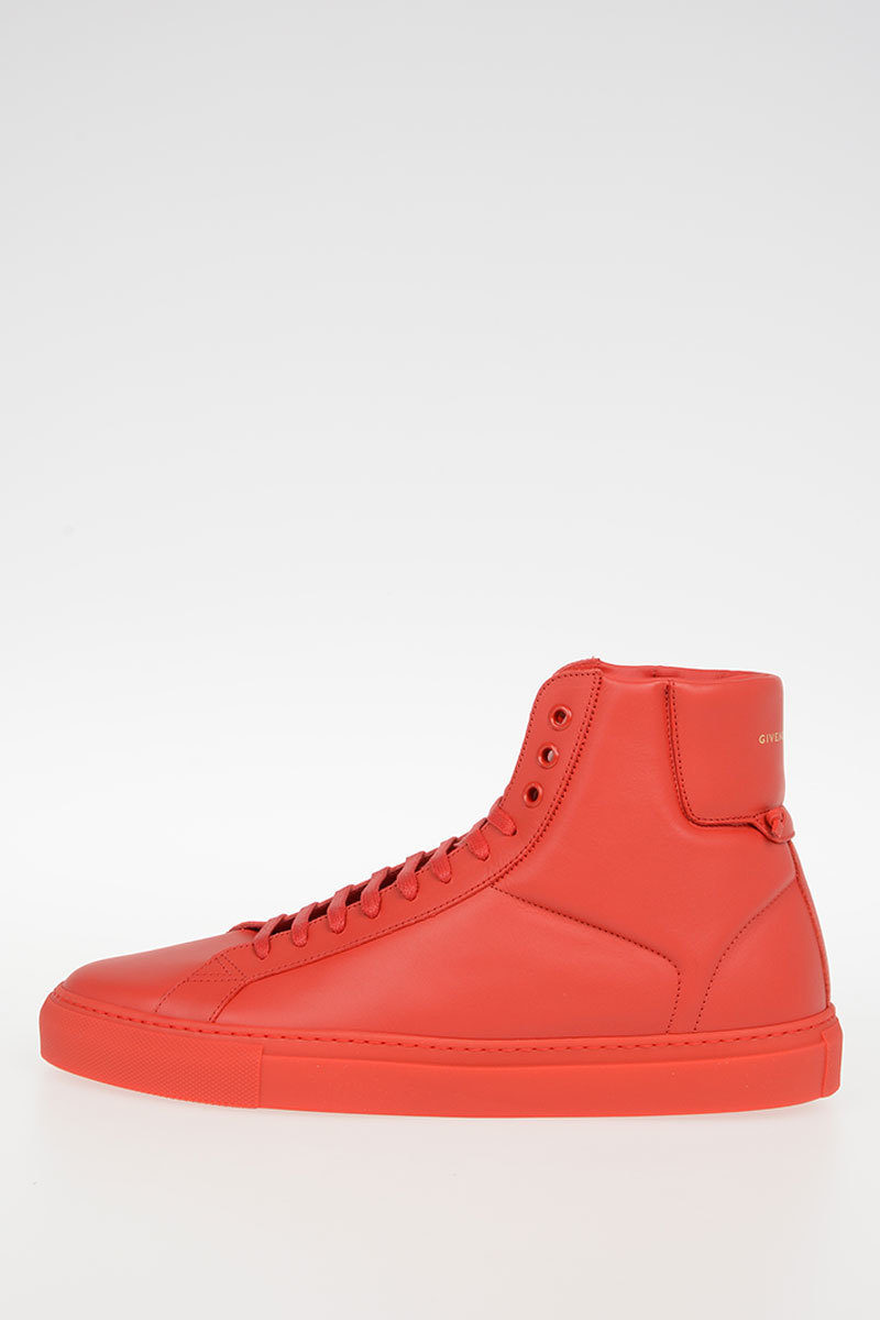 In Outlet Sneakers Hcfafxyr Alte Givenchy Glamood Pelle Uomo wZ74qEw 31fca4b845f