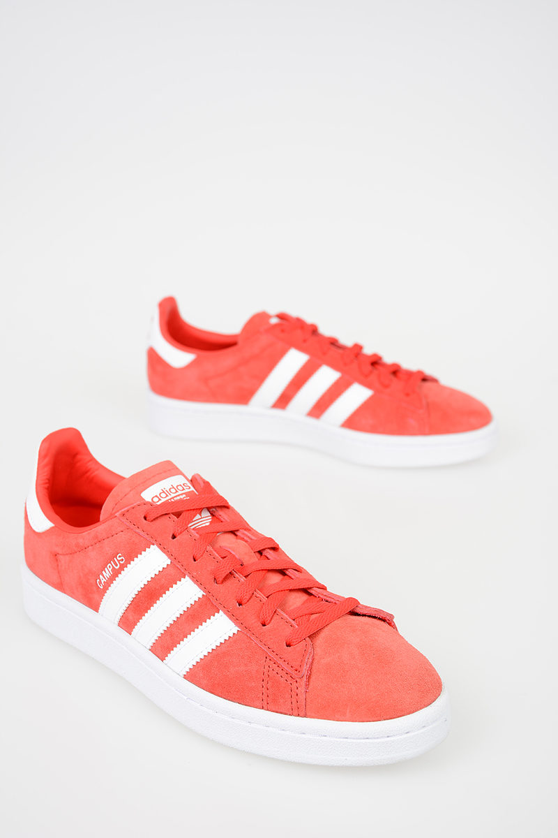 Adidas Donna Outlet Sneakers Campus In Pelle Glamood mnvwN80O