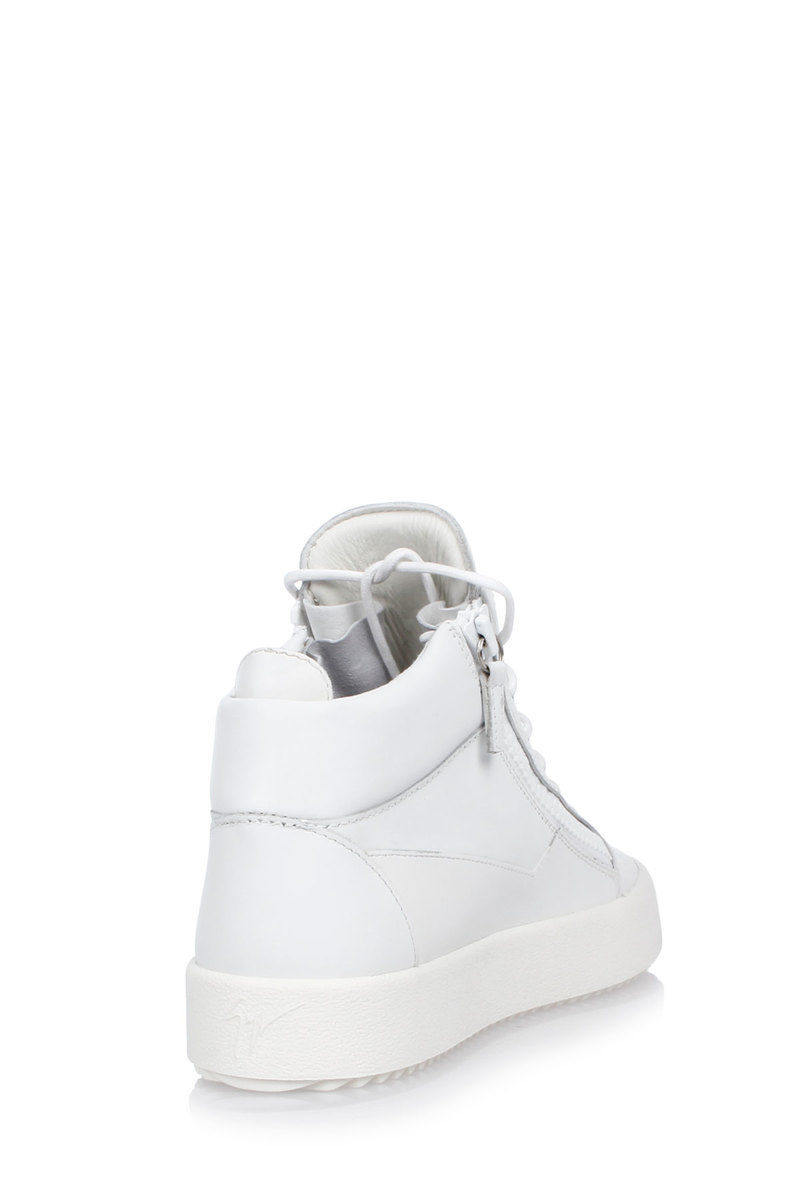 Giuseppe Zanotti Sneakers MAY LONDON in Pelle uomo - Glamood Outlet d713fabf18c