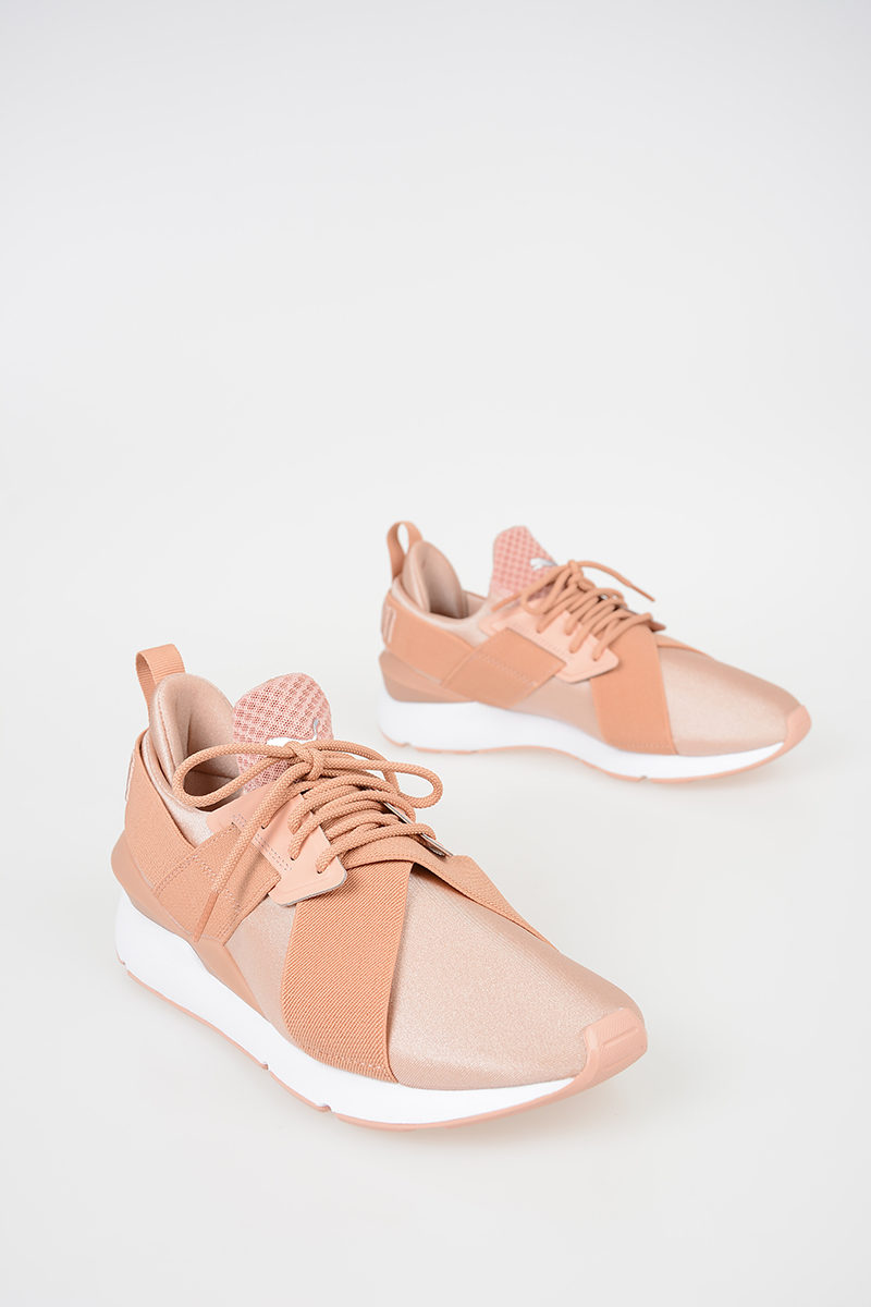 6b59c680e934 Puma Sneakers MUSE SATIN Basse donna - Glamood Outlet