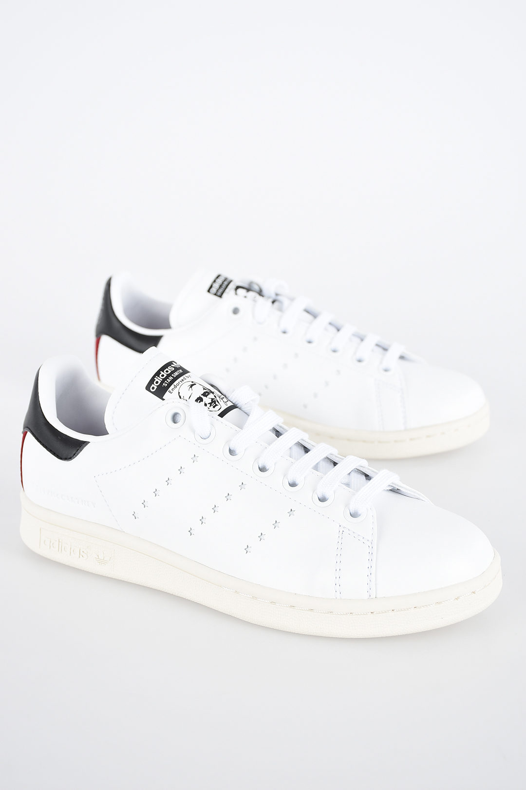 new concept 2de6d a7516 STELLA McCARTNEY Rubber STAN SMITH Sneakers