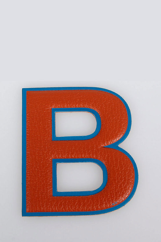 STICKERSHOP Leather B Sticker