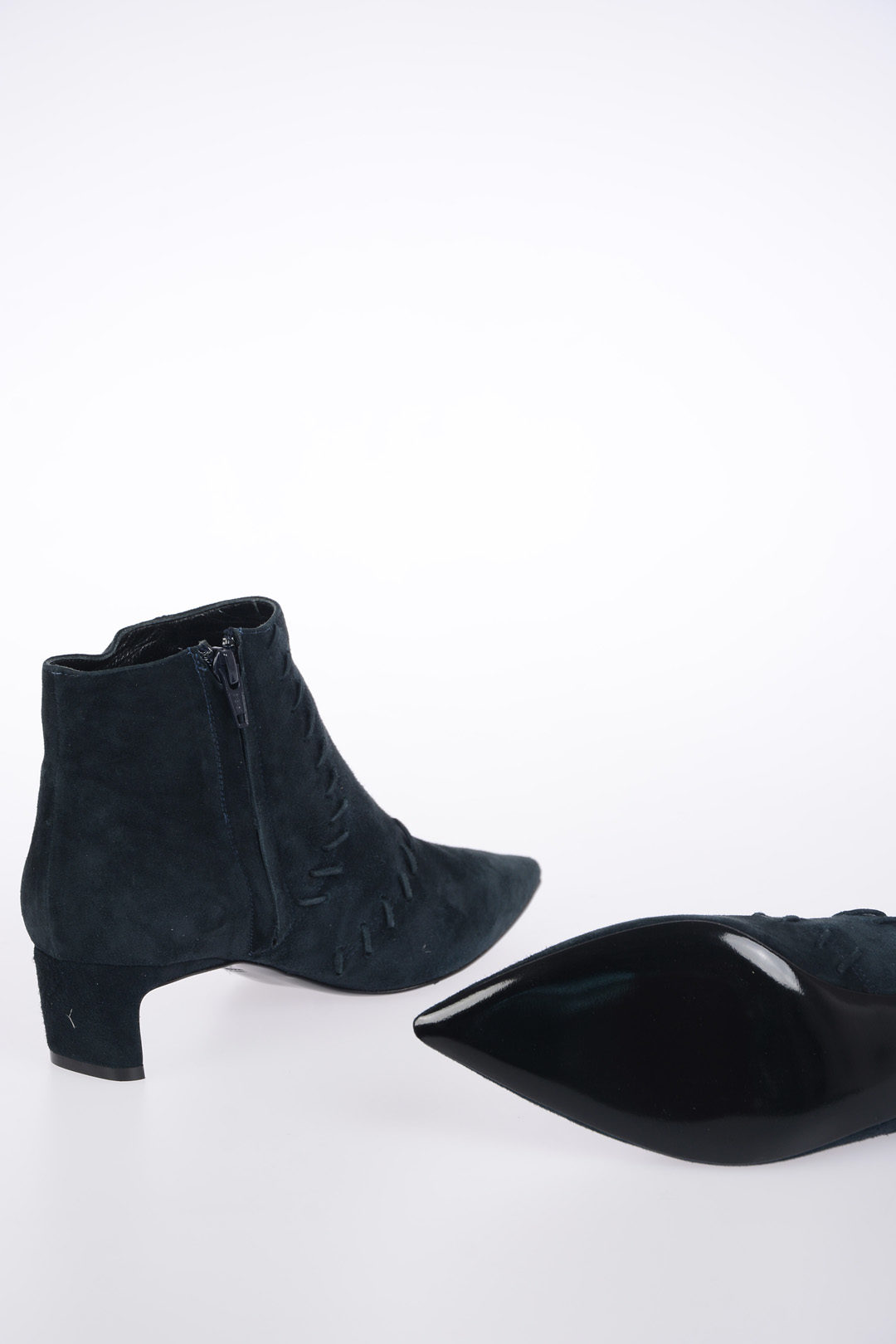 Suede 5 Glamood Donna In Stivaletti Drome Outlet Cm 4 dBQCWerxo