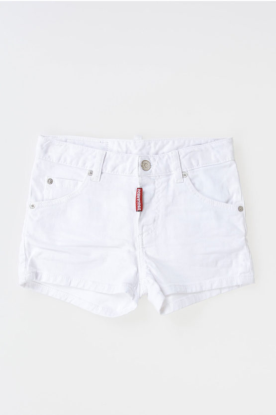 Stretch Cotton Baby shorts