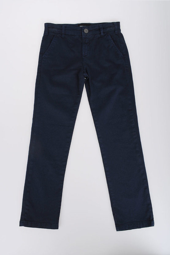 Stretch Cotton Chino Pants