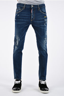 001dcdb210d -40% NEW IN. Dsquared2 Stretch Cotton Pants