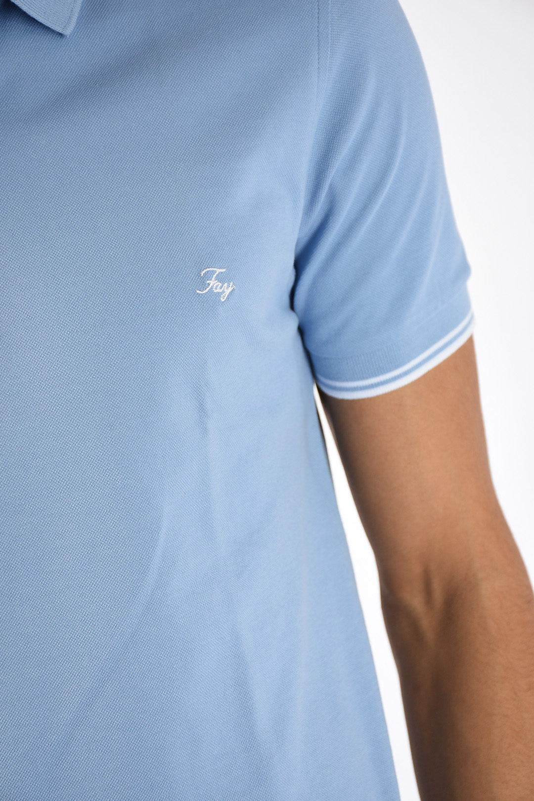 new products 0cf77 e2cfd stretch Cotton Polo