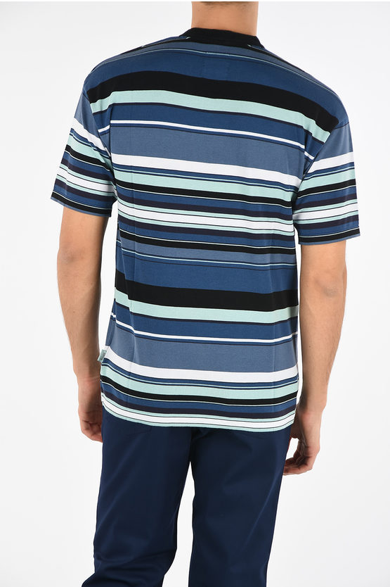 Striped S-ANCELLE T-shirt