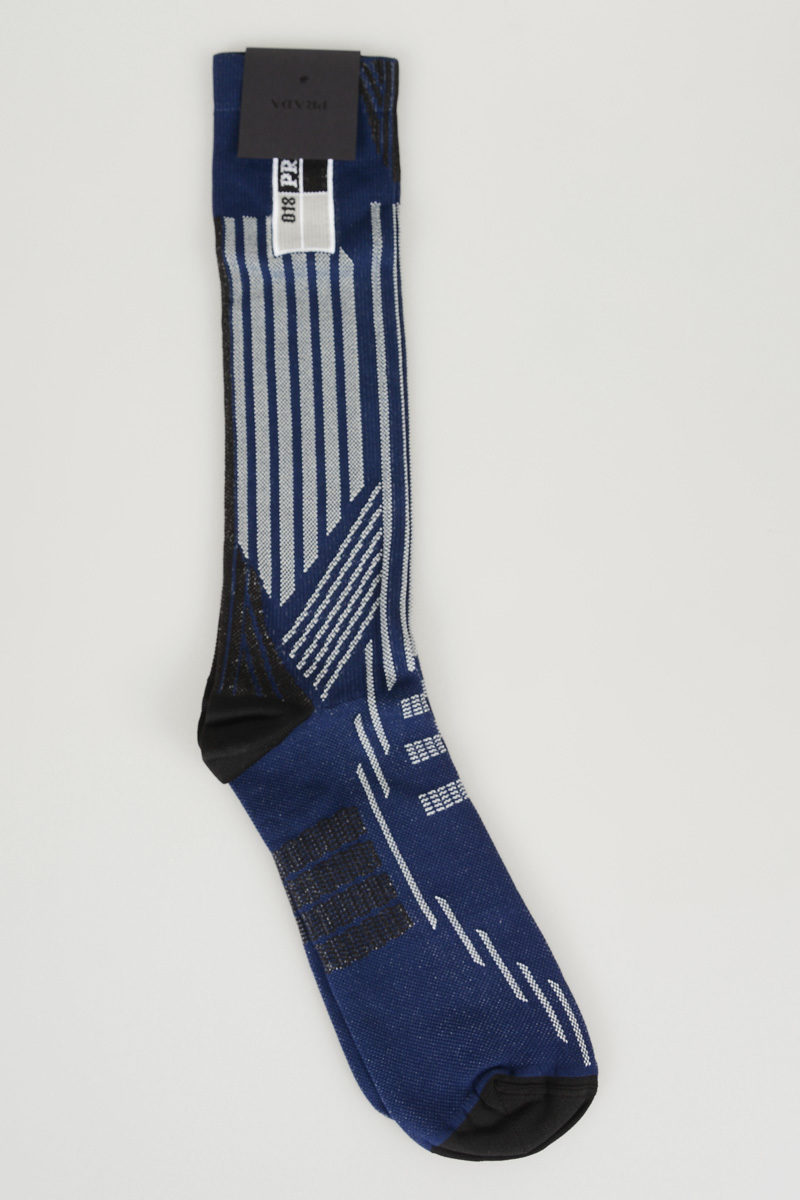 da2ef178ccb1 Prada Striped Socks men - Glamood Outlet