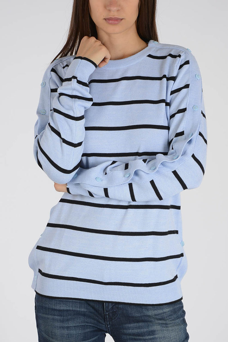69dd9b7ad5 Preen by Thornton Bregazzi Striped Sweater women - Glamood Outlet