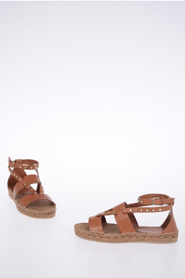 832452a19d87 -45% NEW IN. Jimmy Choo Studded Leather DENISE Sandals