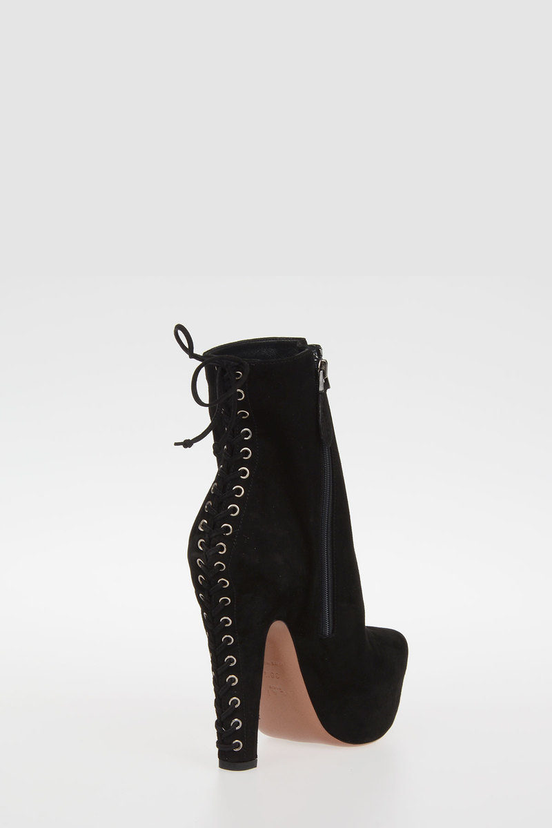 Women Suede Glamood 15 Boots Outlet Ankle Alaia Cm wBxvggX