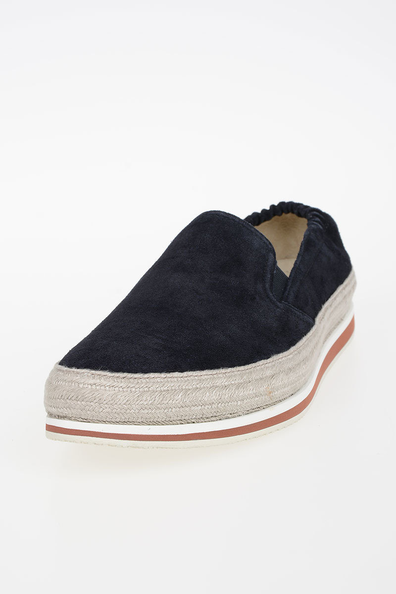 Buy Authentic detailed images discount collection Suede Espadrilles
