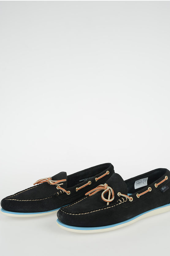 Suede Leather DECKER Loafers