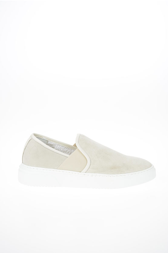 Suede Leather LUCIEN Slip on