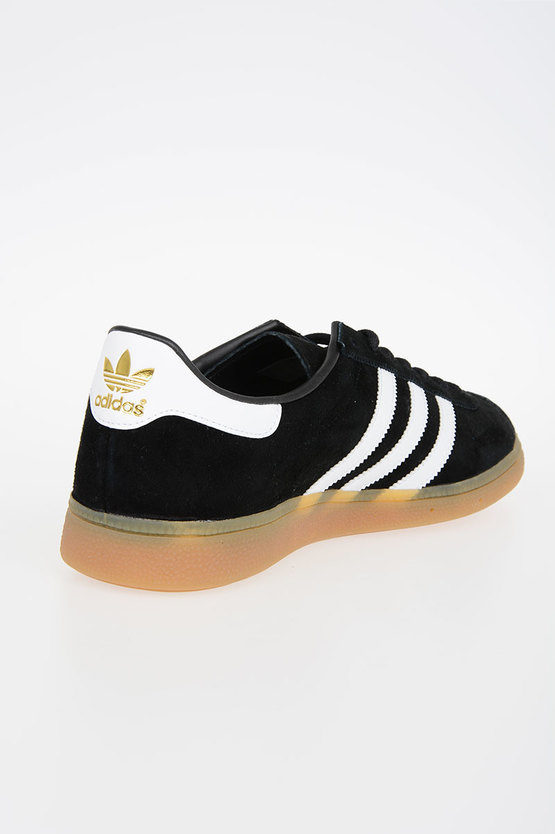 suede Leather MUNCHEN Sneakers