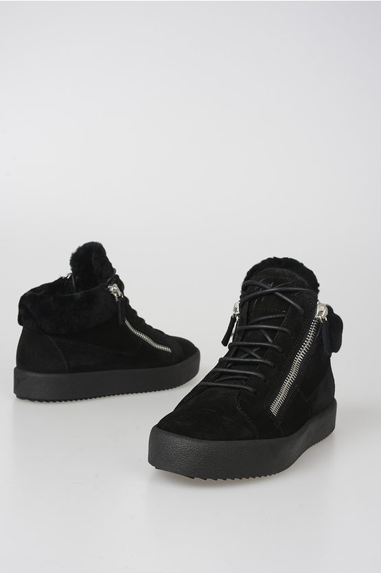 Suede Leather SENSORY Sneakers