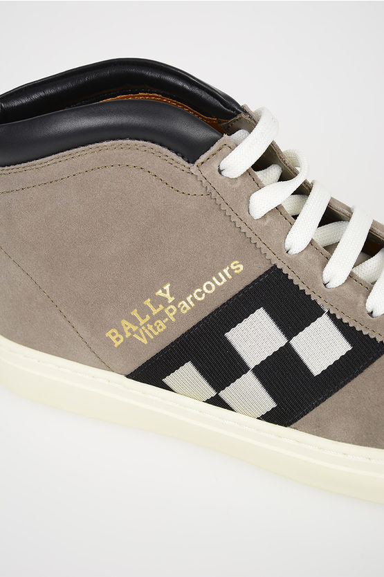 Suede Leather VITA-PARCOURS Sneakers