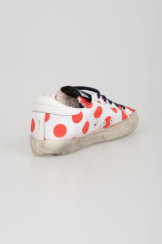 SUPERSTAR Sneakers with Dots