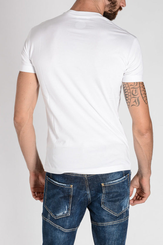 T-shirt CHIC DAN FIT in Cotone Jersey