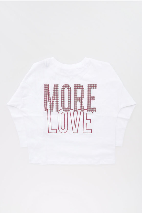 T-shirt TASIAB-R Love More
