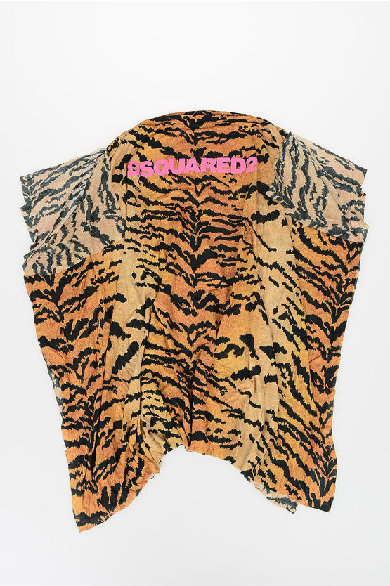 Tigerskin Dress
