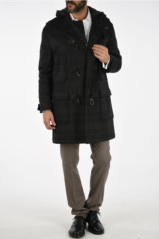 TREND Hooded Coat