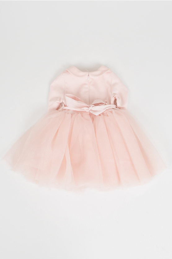 Tulle And Glitter Dress