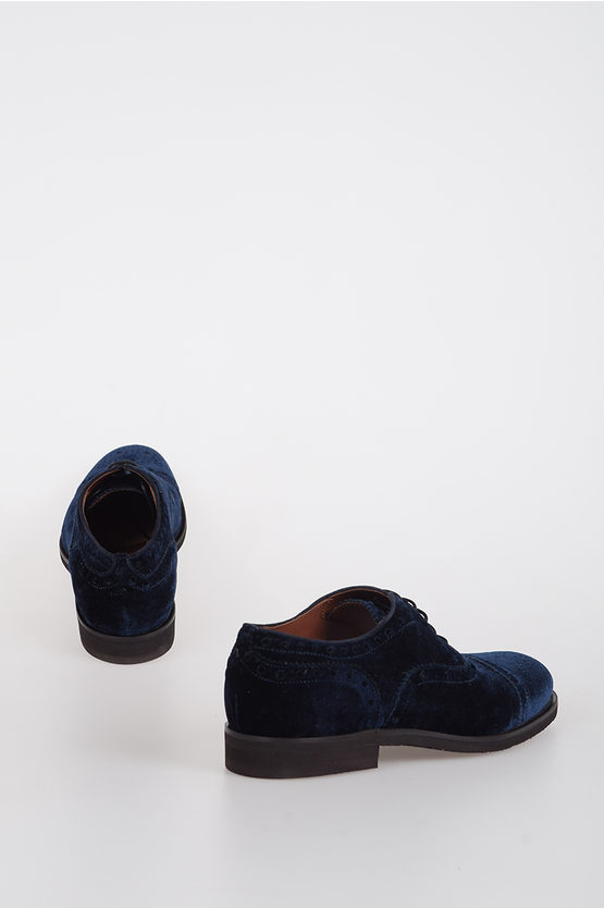 Velvet EAGLE Oxford Shoes