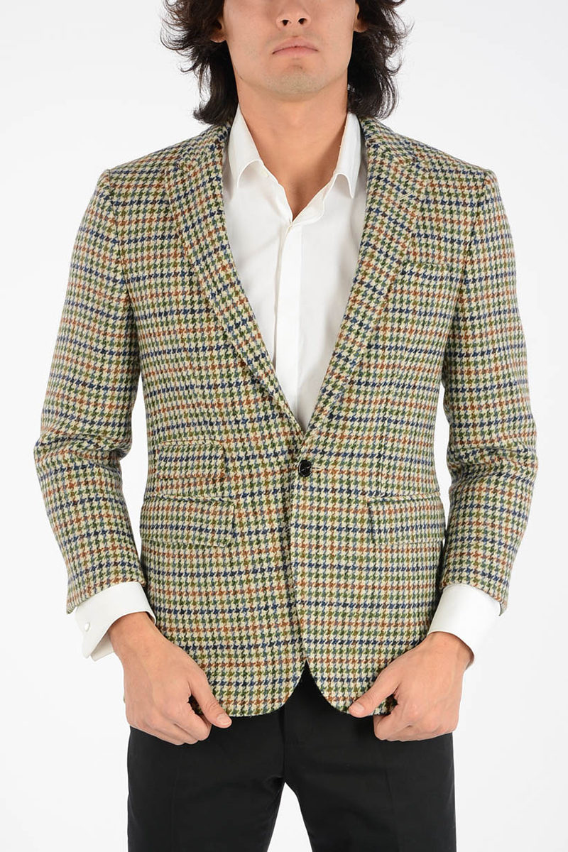 9c76741b5b8 Raf Simons Virgin Wool Blazer men - Glamood Outlet