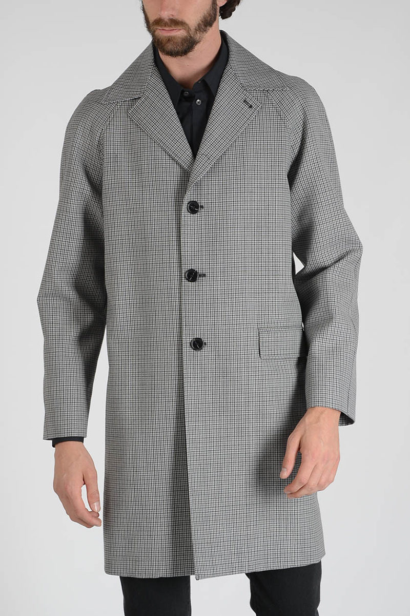 167a6588a5b Raf Simons Virgin Wool Coat men - Glamood Outlet