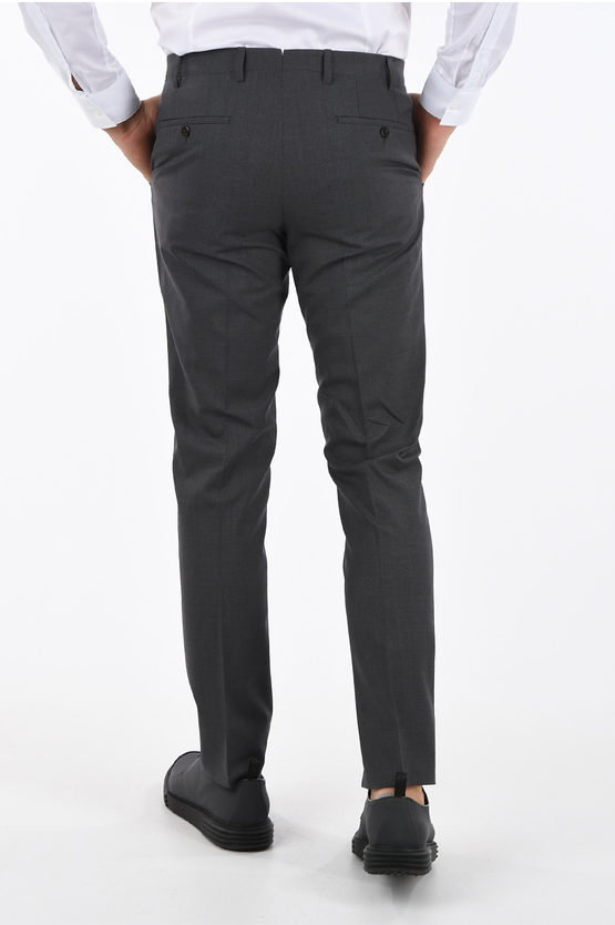 Virgin Wool LEADER Pants
