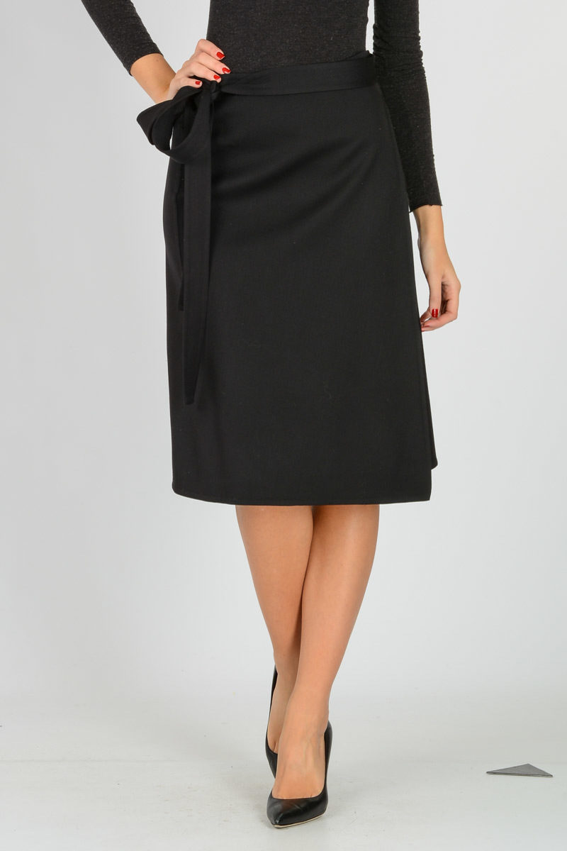 602f1569d3 celine Virgin Wool Skirt women - Glamood Outlet
