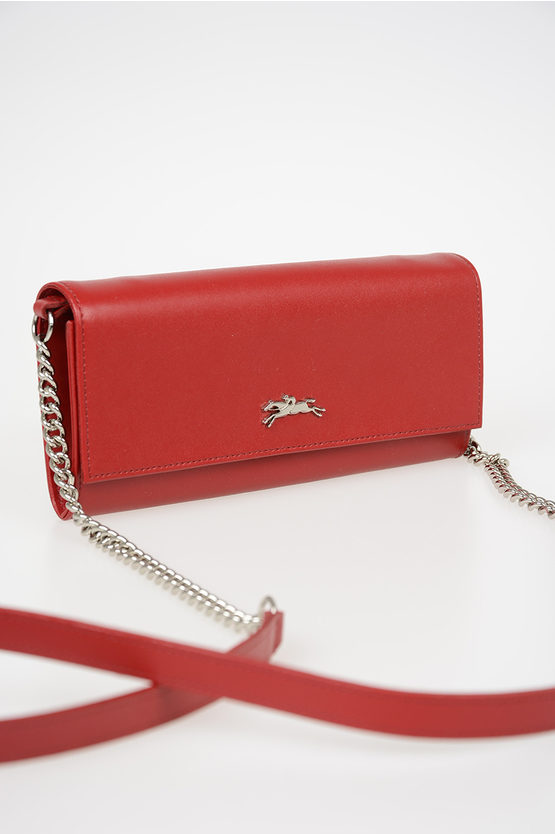 Wallet with Strap