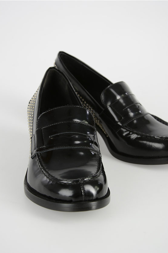 WEEJUNS 5cm Studded Loafer