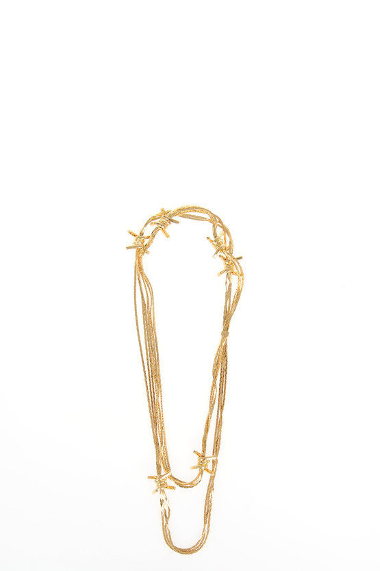 Wire Chain Necklace