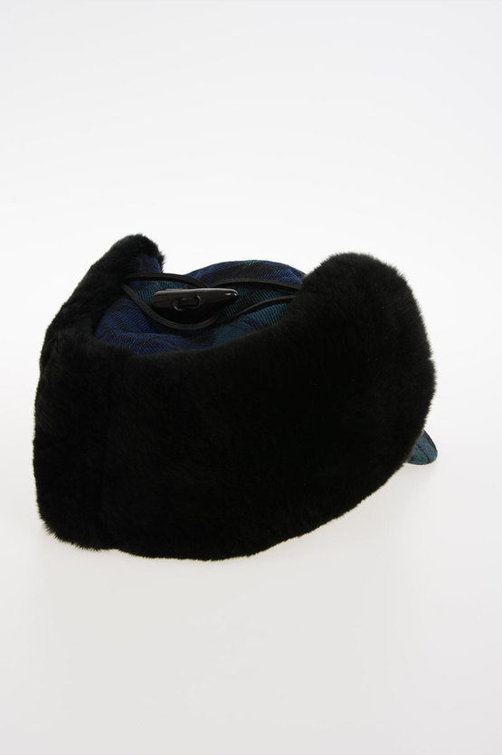 Wool & Fur Hat