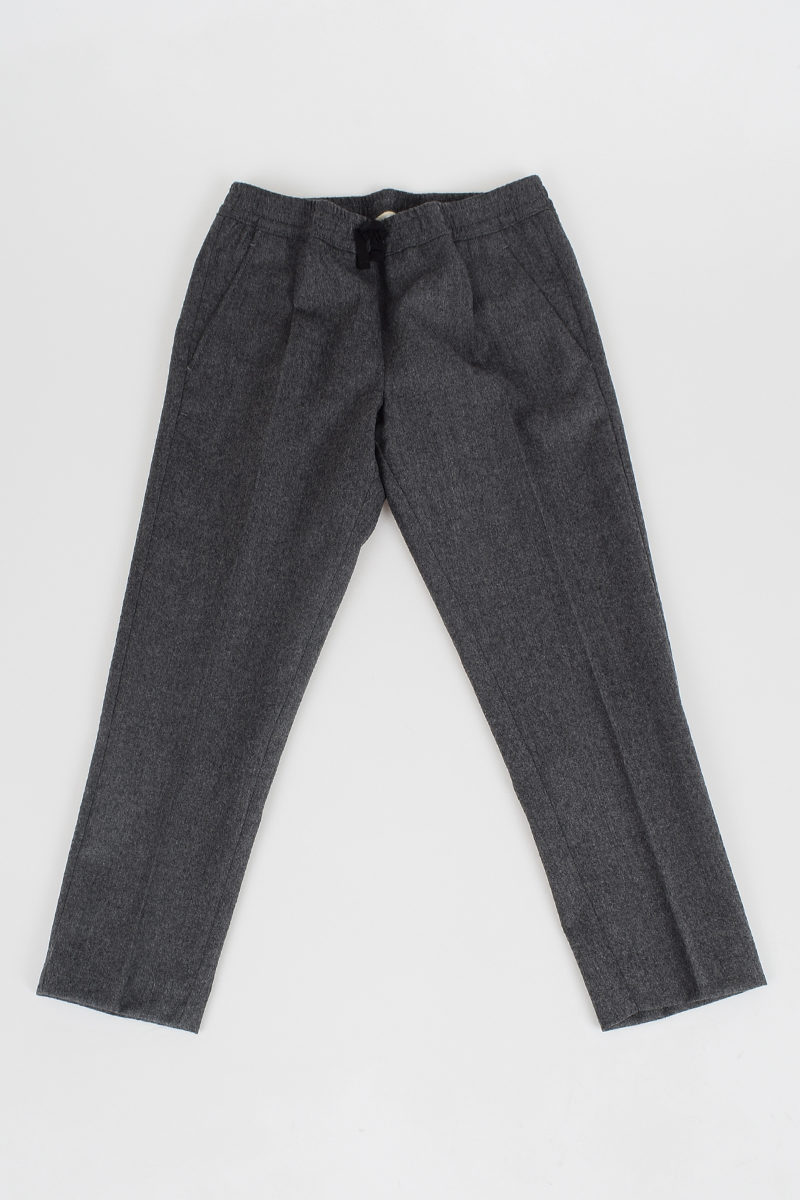 4c8357abdfd Gucci Kids Wool and Cashmere Pants boys - Glamood Outlet