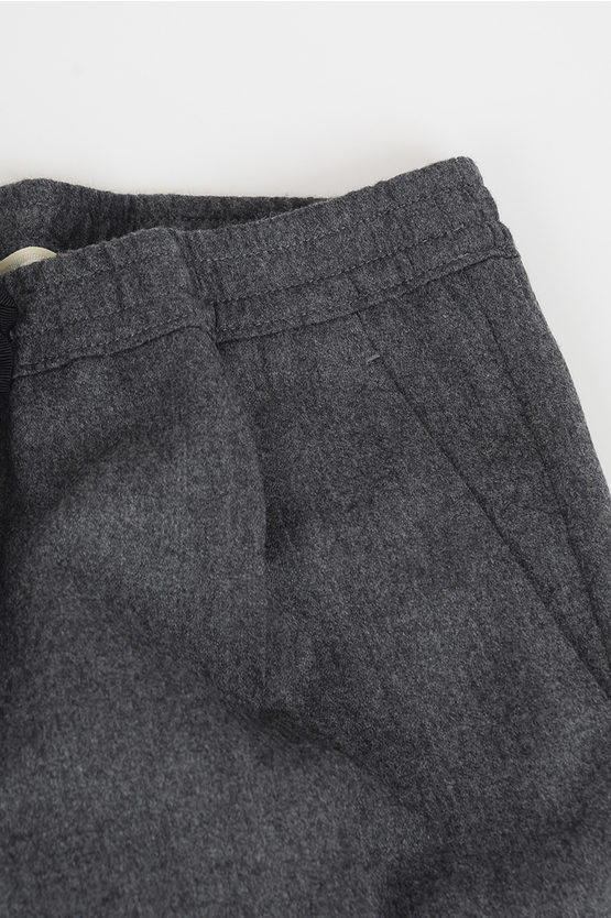 Wool and Cashmere Pants