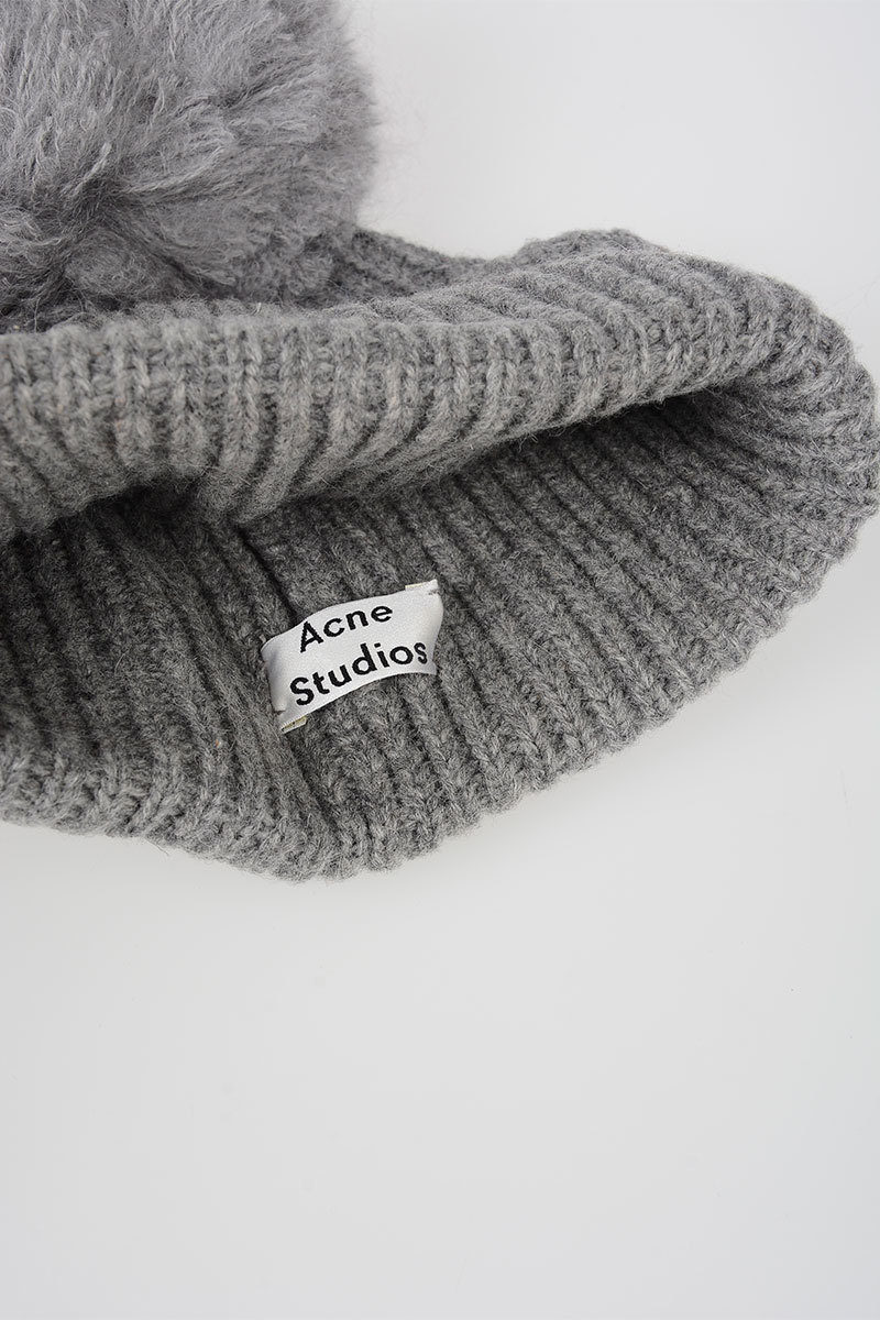 ad2ab2cb8e5 Acne Studios Wool PomPom SOLIA Hat women - Glamood Outlet